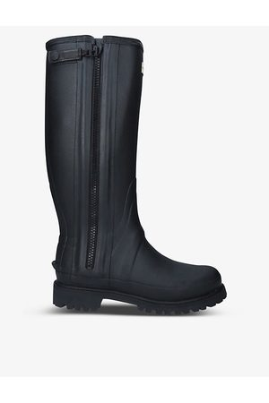 Hunter Balmoral Full Zip rubber boots