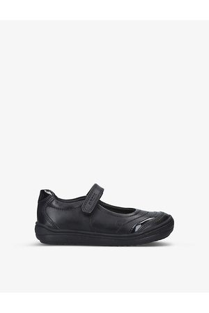 Geox Hadriel MJ leather shoes 6-7 years