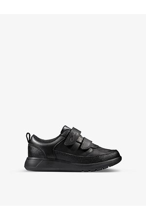 Clarks Scape leather shoes 2-4 years