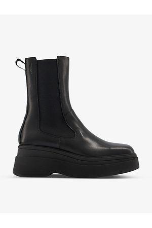 Vagabond Carla leather Chelsea boots