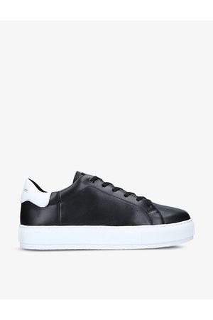 Kurt Geiger Men Platform Sneakers - Laney platform leather trainers