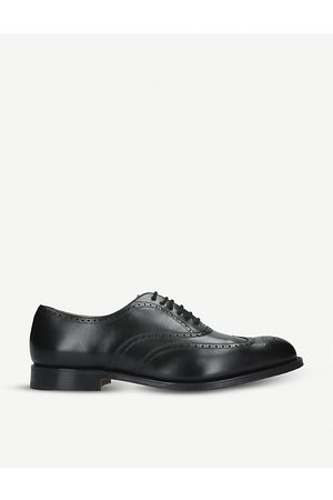 Church Berlin leather Oxford shoes