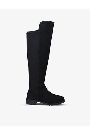 Carvela Comfort Vanessa suede knee-high boots