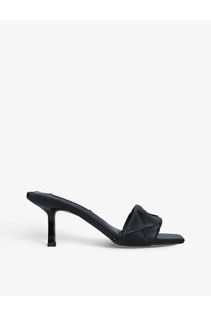 Steve Madden Frenzy faux-leather mules