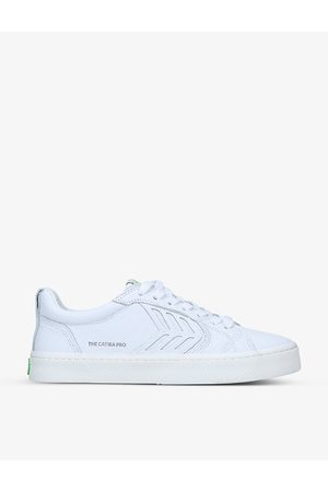 CARIUMA CATIBA Pro leather low-top skate shoes