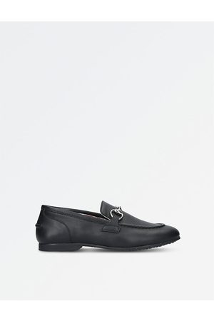 Gucci Jordaan leather loafers 4-8 years