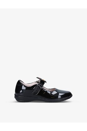 Lelli Kelly Bonnie interchangable-strap patent-leather shoes 4-8 years