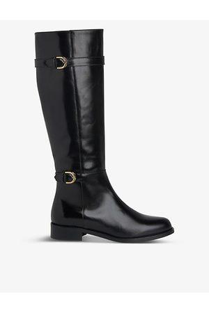 LK Bennett Bryn knee-high leather boots