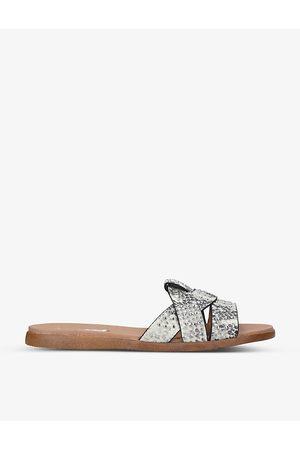 Steve Madden Vivien studded leather sandals