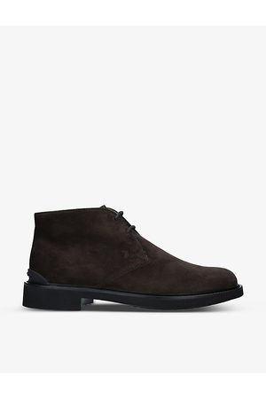 Tod's 06H suede chukka boots