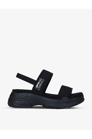 Steve Madden Samurai open-toe woven sandals