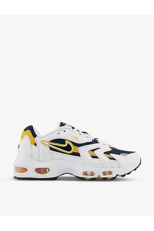 Nike Air Max '96 leather low-top trainers
