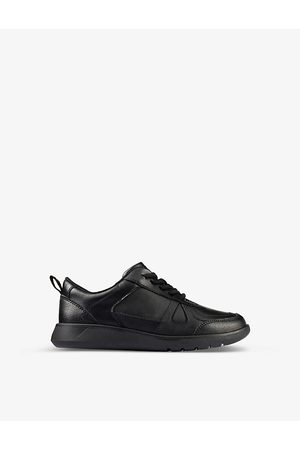 Clarks Scape Track Kid leather shoes 5-8 years