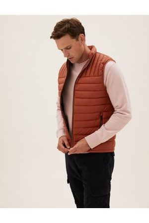 Marks & Spencer Feather and Down Gilet with Stormwear™