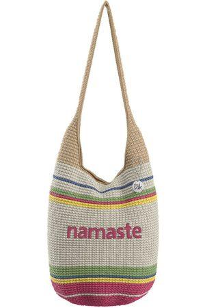 The Sak Women Purses - Custom Recycled Ocean Crochet 120 Hobo Namaste Bag
