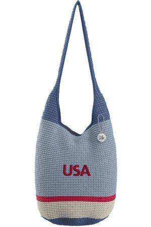The Sak Custom Recycled Ocean Crochet 120 Hobo USA Bag