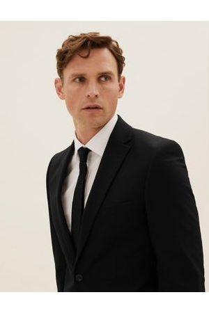 Marks & Spencer Tailored Fit Jacket with Stretch