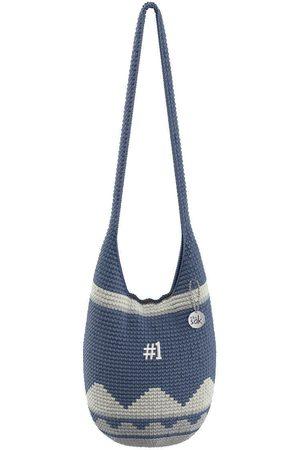 The Sak Custom Recycled Ocean Crochet 121 Crossbody DCN #1 Bag