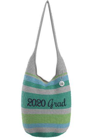 The Sak Custom Recycled Ocean Crochet 120 Hobo Green 2020 Grad Bag
