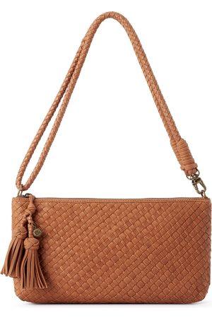 The Sak Calypso 3 in 1 Leather Clutch Bag