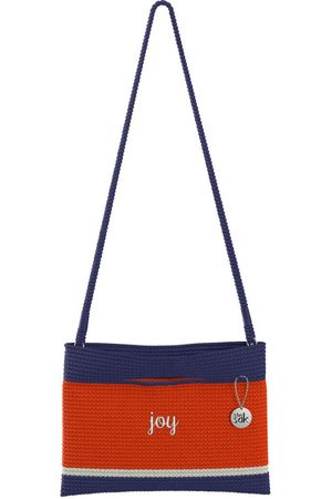 The Sak Custom Recycled Ocean Crochet Convertible Crossbody CND Joy Bag