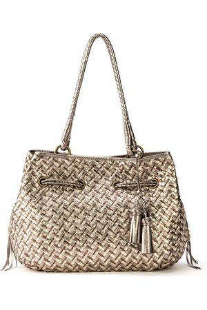 The Sak Calypso Leather Satchel Bag