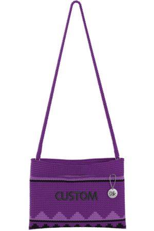 The Sak Custom Recycled Ocean Crochet Convertible Crossbody Bag