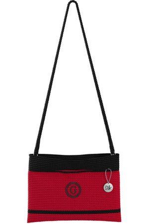 The Sak Custom Recycled Ocean Crochet Convertible Crossbody RBR G Bag