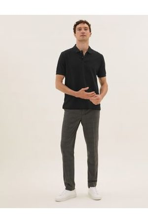 Marks & Spencer Pure Cotton Pique Polo Shirt