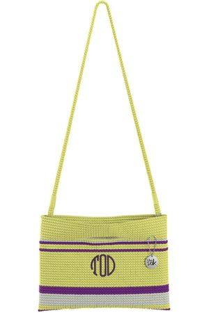 The Sak Custom Recycled Ocean Crochet Convertible Crossbody YPN TOD Bag