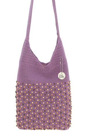 The Sak Limited Edition Bali Beads Large Crossbody Bag