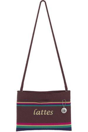 The Sak Custom Recycled Ocean Crochet Convertible Crossbody Lattes Bag