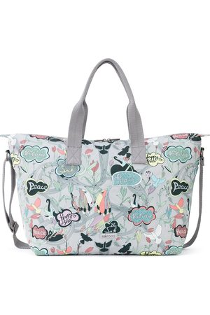 Sakroots Packable Duffel Bundle Bag