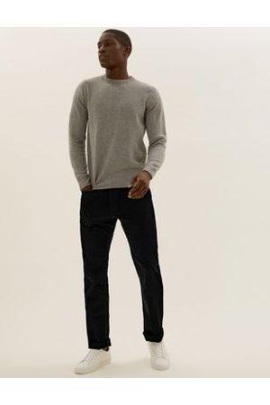 Marks & Spencer Straight Fit Stretch Jeans