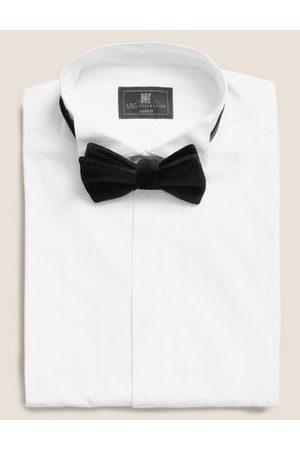 M&S Collection Men Bow Ties - Velvet Bow Tie
