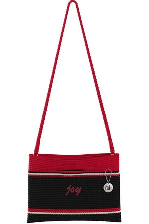 The Sak Custom Recycled Ocean Crochet Convertible Crossbody BNR Joy Bag