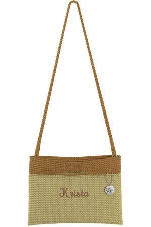 The Sak Custom Recycled Ocean Crochet Convertible Crossbody Krista Bag