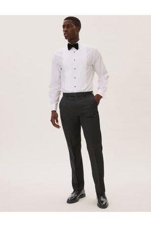 Marks & Spencer Regular Fit Dinner Trousers