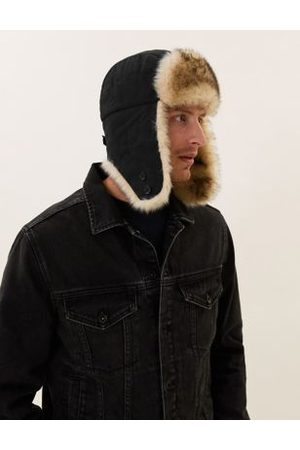 Marks & Spencer Faux Fur Trapper Hat with Thermowarmth™
