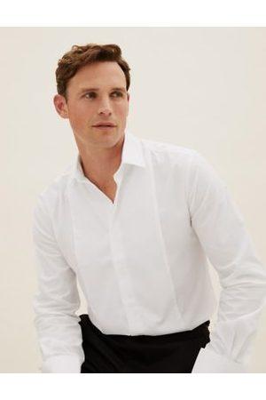 Marks & Spencer Tailored Fit Dinner Shirt