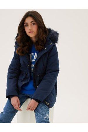Stormwear™ Hooded Parka (6-16 Yrs)