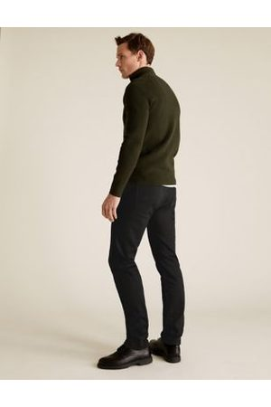Marks & Spencer Big & Tall Straight Fit Stretch Jeans