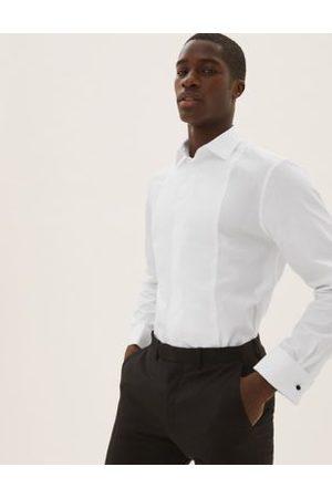 Marks & Spencer Regular Fit Easy Iron Shirt