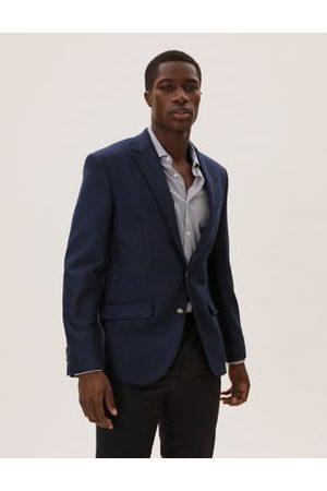 Marks & Spencer Regular Fit Wool Blazer
