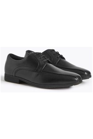 Kids' Leather School Shoes (13 Small