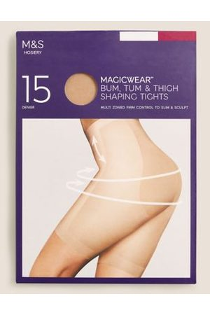 Marks & Spencer 15 Denier Magicwear™ Shine Body Shaper Tights