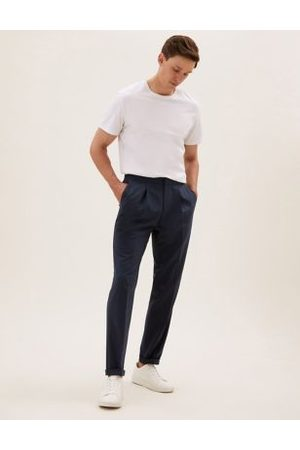 Marks & Spencer The Ultimate Slim Fit Elasticated Trousers
