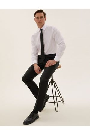 Marks & Spencer The Ultimate Tailored Fit Trousers