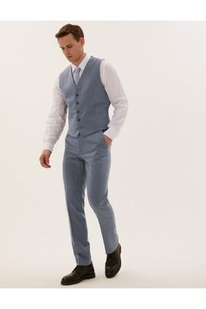 Marks & Spencer The Ultimate Tailored Fit Waistcoat