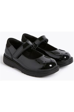 Kids' Leather Rabbit School Shoes (8 Small